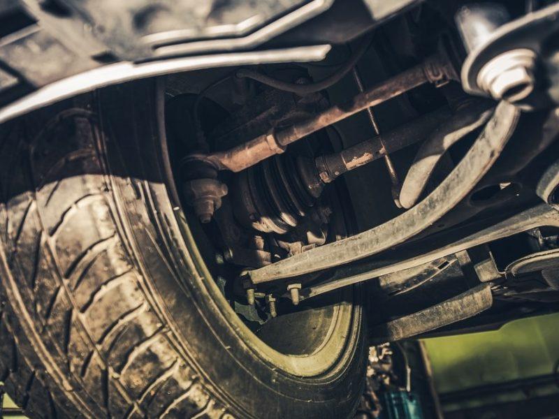 best steering stabilizer for Jeep JK