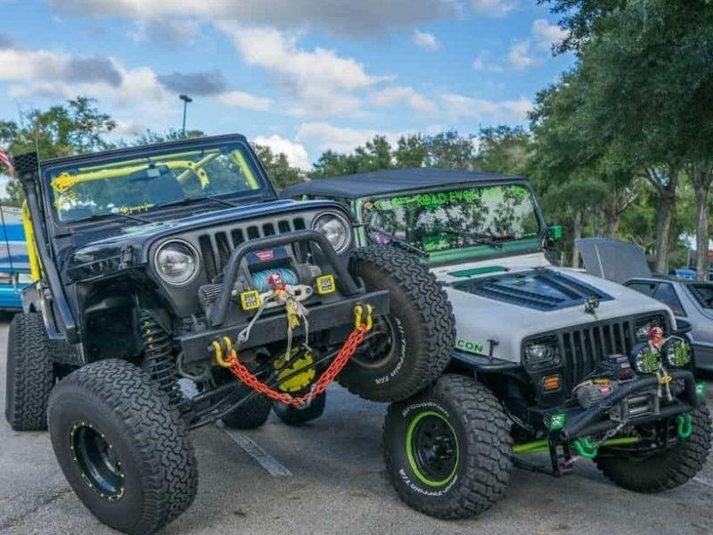Best Lift Kit for Jeep Wrangler TJ