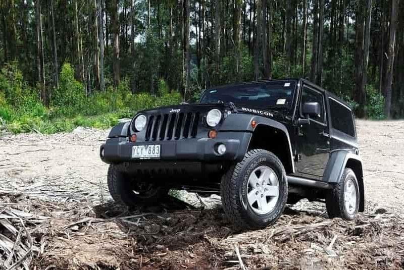 Best Shocks For Jeep JK